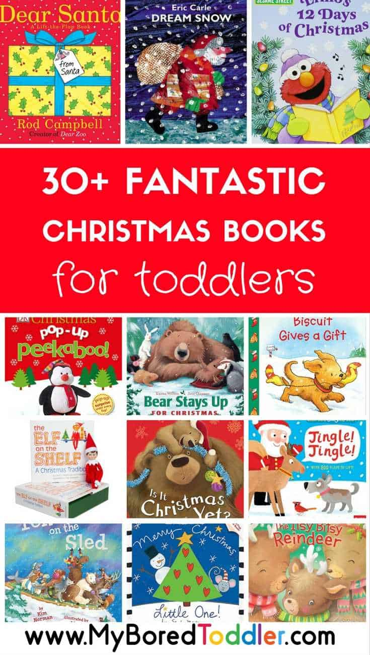 30 best toddler christmas books