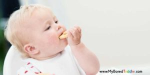 When to introduce solid foods + win an Organix prize pack
