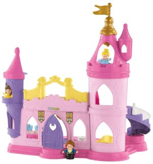 fisher-price-little-people-princess-castle-best-toys-for-a-1-year-old
