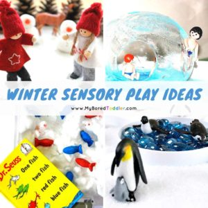Winter Activities For Toddlers My Bored Toddler