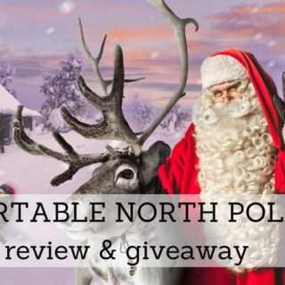 portable north pole review and giveaway