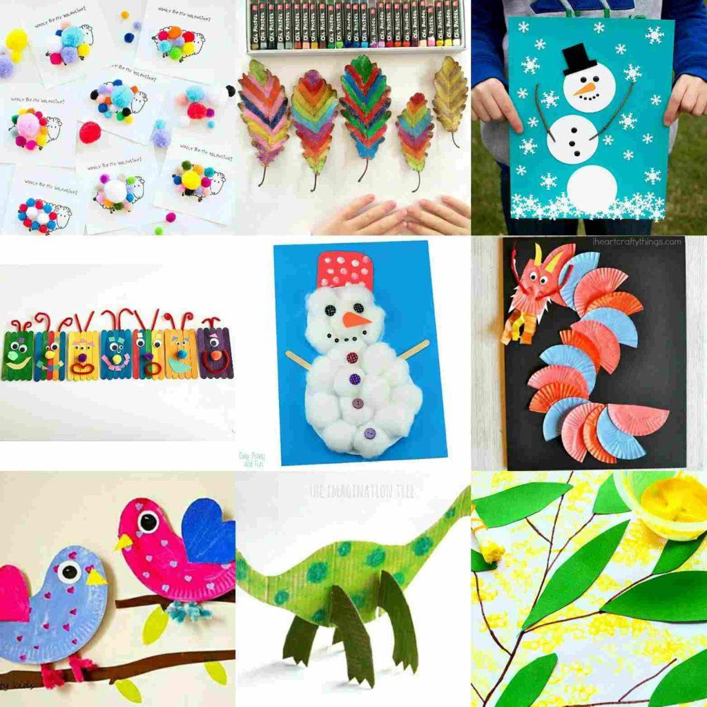 Best #KidsCrafts101 crafts to make