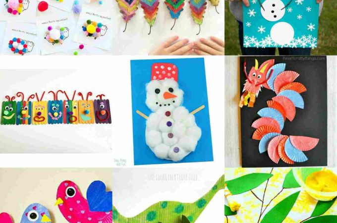 #kidscrafts101