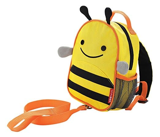 skip hop toddler backpack bee