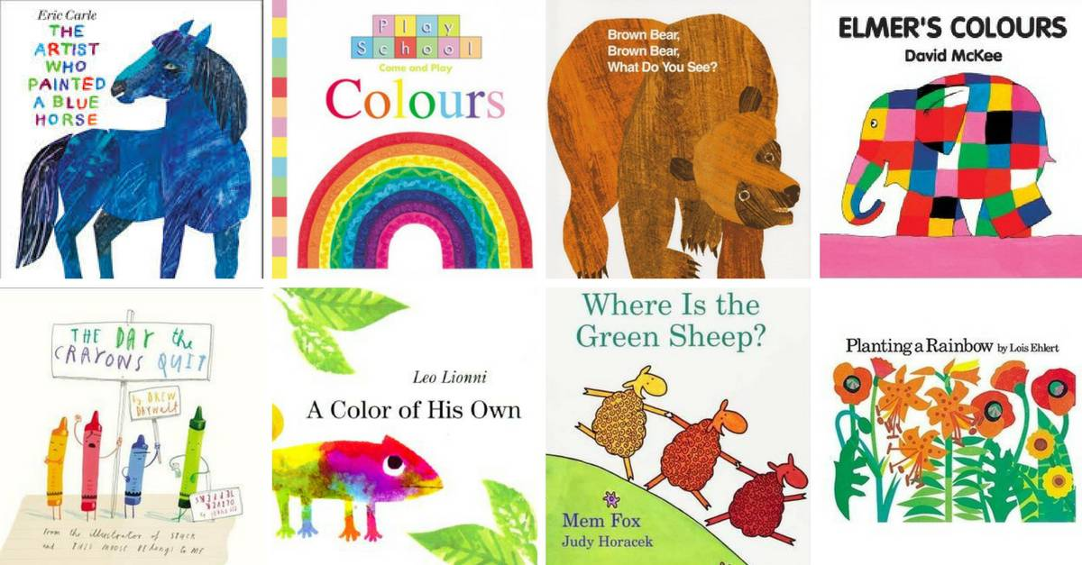color books for toddlers my bored toddler - Color Books For Toddlers