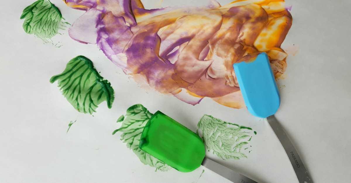 Painting with Spatulas