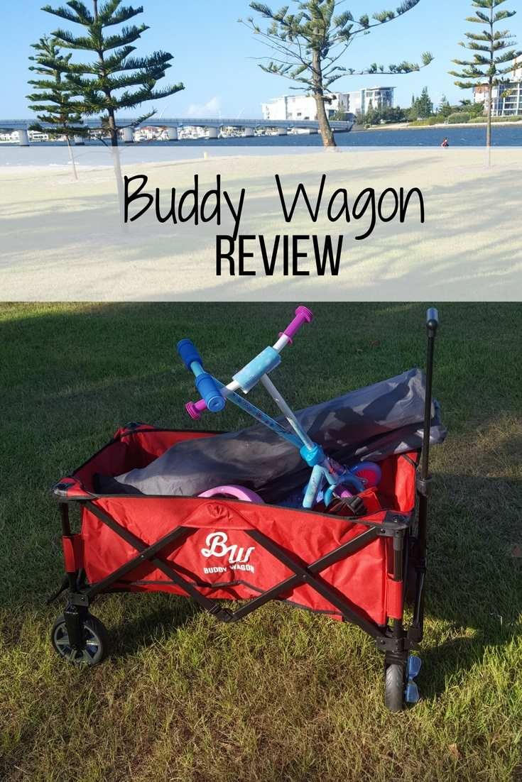 Buddy Wagon Review