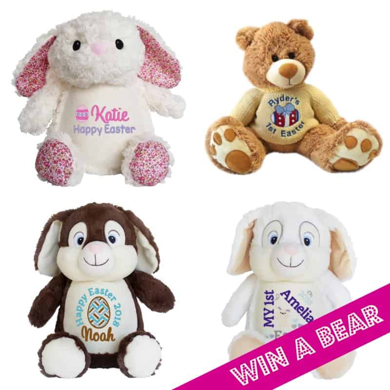 Win an Easter teddy from My Teddy