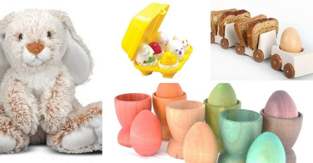 non chocolate Easter gifts for toddlers feature