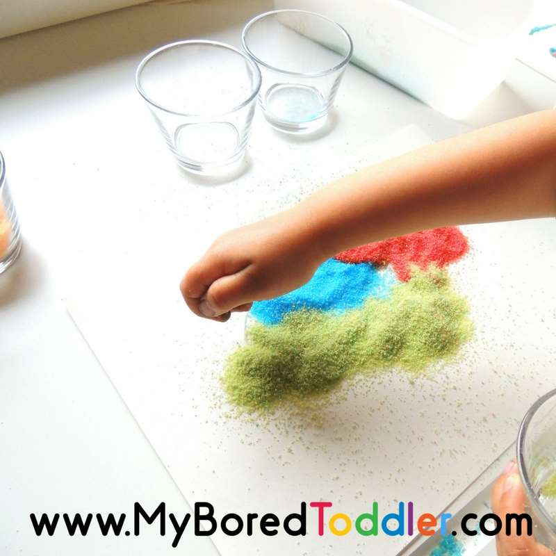 salt and glue process art activity for toddlers square