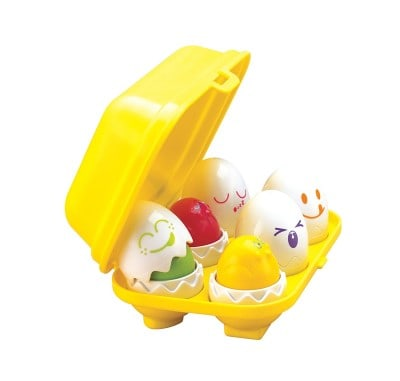 Non chocolate easter gifts for toddlers my bored toddler tomy easter hide squeek toys non chocolate gifts for toddlers negle Gallery