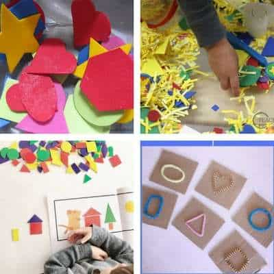 Shapes Activities For Toddlers My Bored Toddler