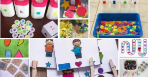 shapes activities for toddlers feature