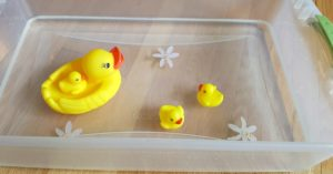 3 Little Ducklings Water Play