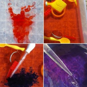 Simple Sensory Bin Challenge Day #3