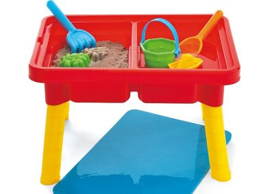 simple sand and water table