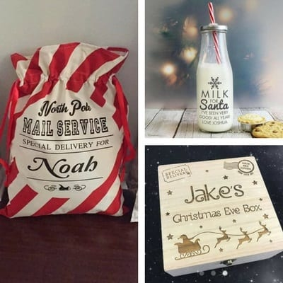 Personalized Christmas Gifts for Toddlers