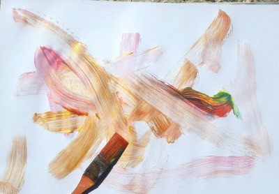 how to paint with a toddler 3