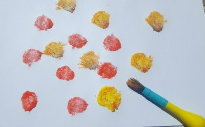 how to start painting with a toddler 2