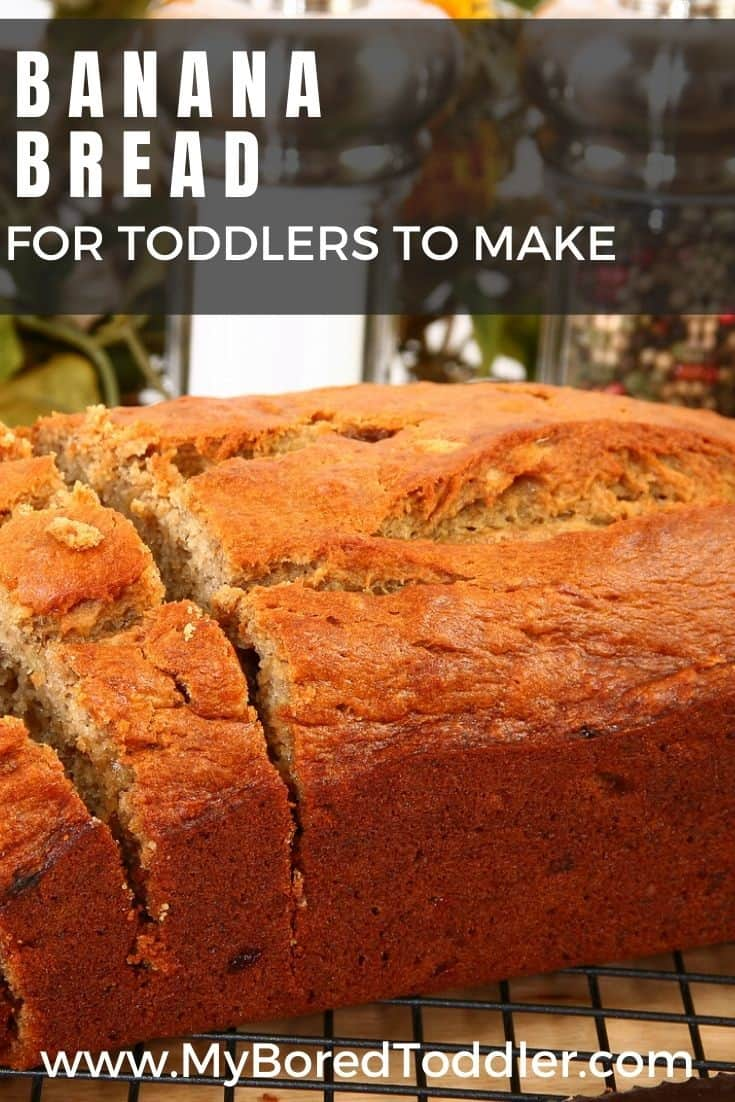 BANANA BREAD FOR TODDLERS TO MAKE PINTEREST