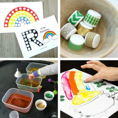 st patrick's day activities for toddlers image 3