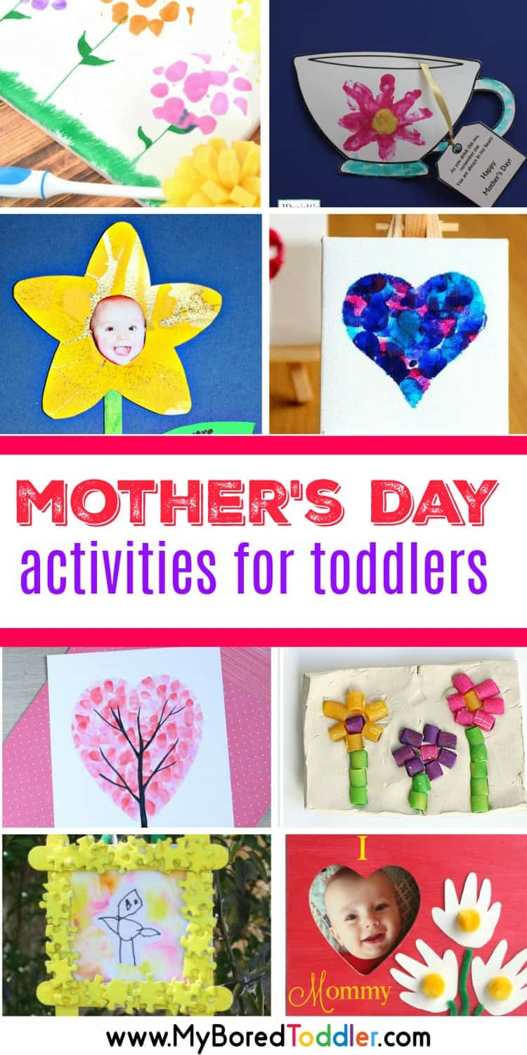 Mother S Day Activities For Toddlers To Make My Bored Toddler