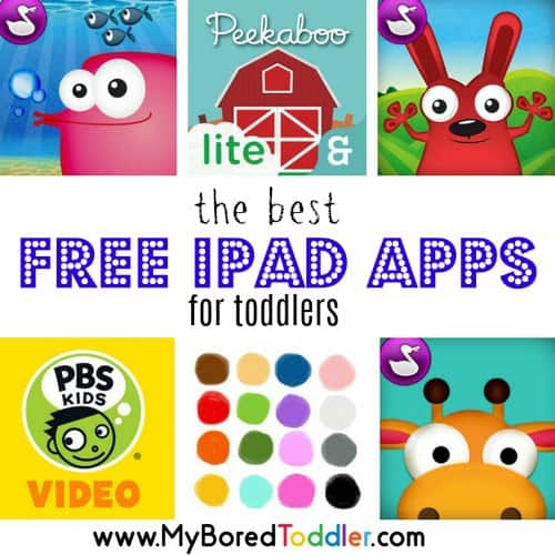 20 Best Apps for Toddlers 2019 - My Bored Toddler