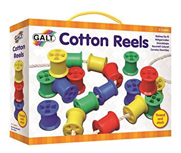 galt toys cotton reels