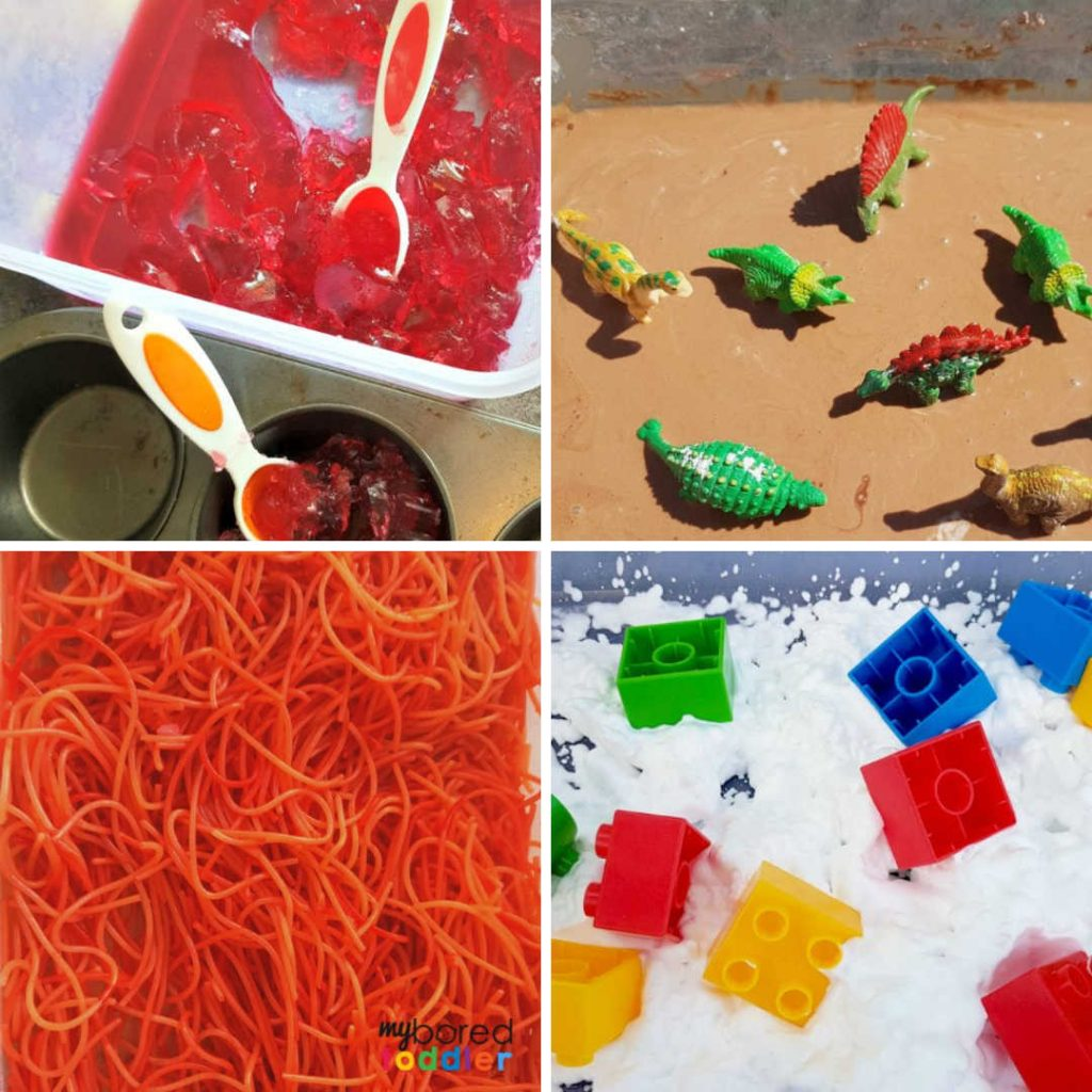 Messy Play Ideas for Toddlers image 1