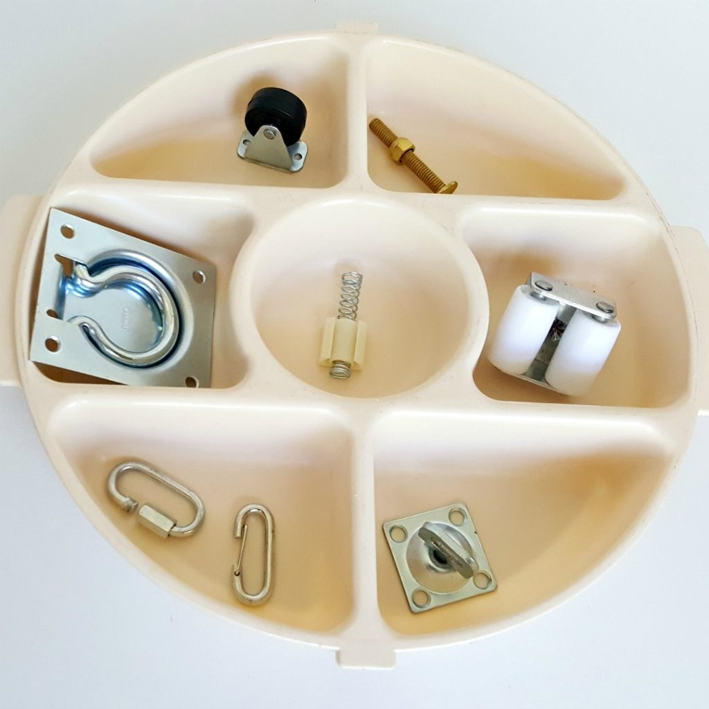 Gadgets and Gears Fine Motor Play