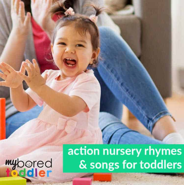 action nursery rhymes and songs for toddlers