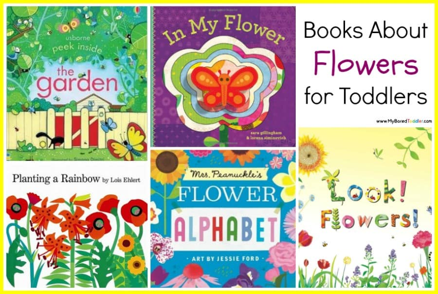 flower books for toddlers