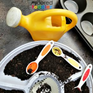 invitation to play with mud sensory play for toddlers 1