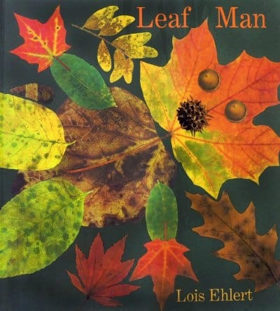 Leaf man best fall books for toddler and preschoolers