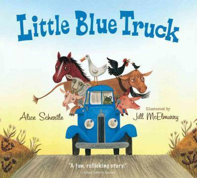 little blue truck best farm books for toddlers and preschoolers