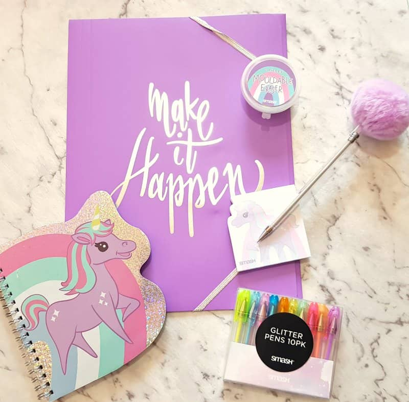 Smash Stationery Range Review