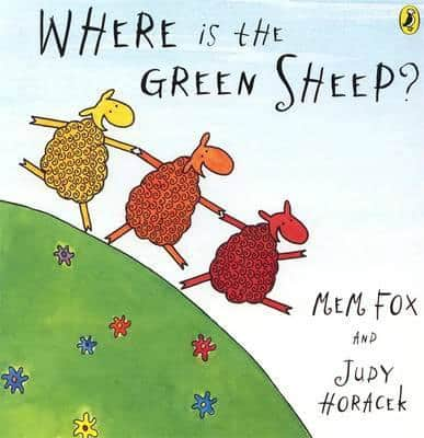 where is the green sheep best books for toddlers