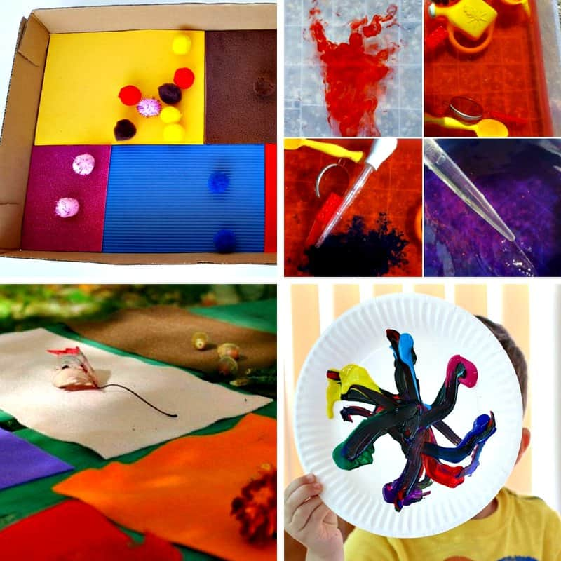 Color Activities For Toddlers - Play Based Color Activities - My Bored  Toddler