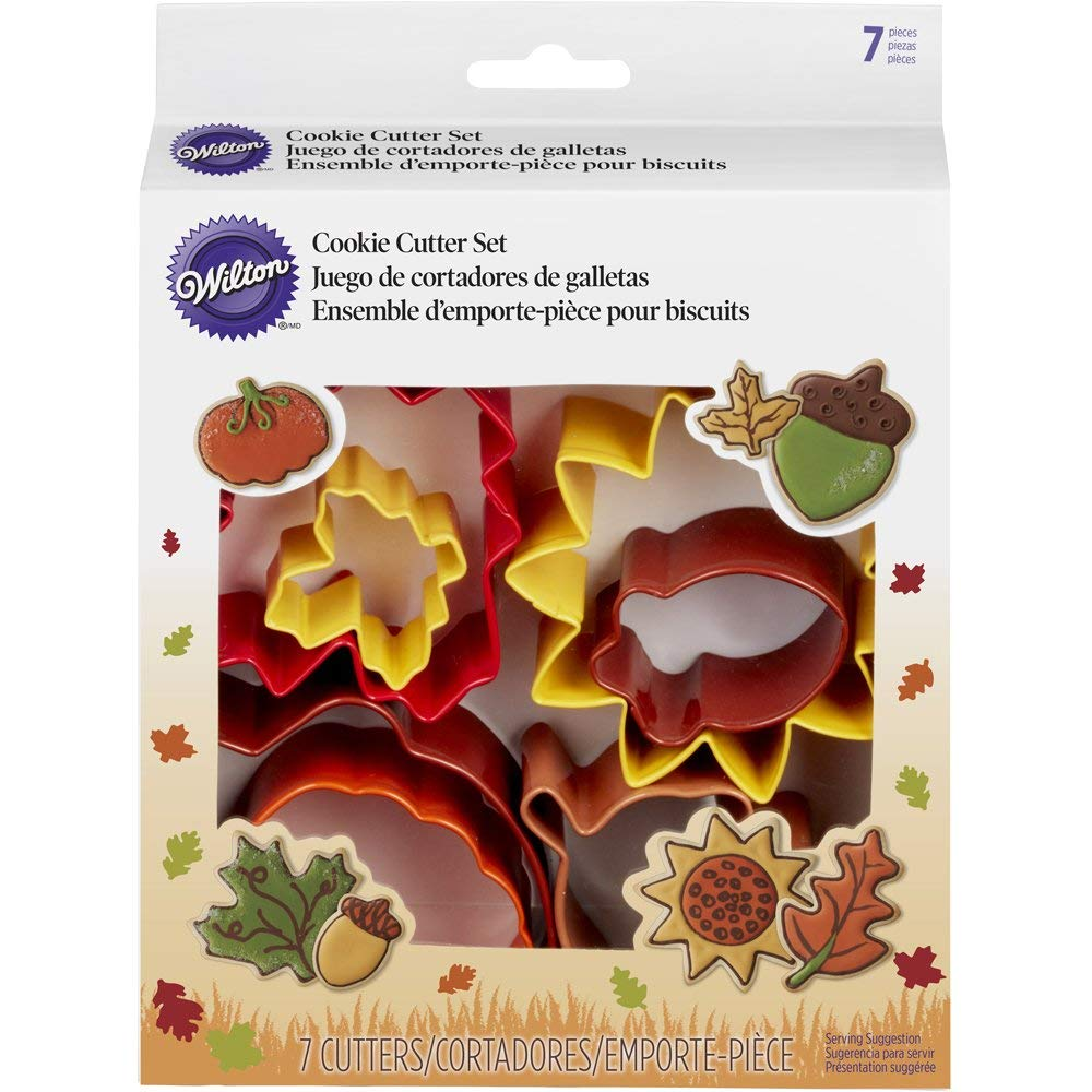 fall leaf cookie cutters for playdough
