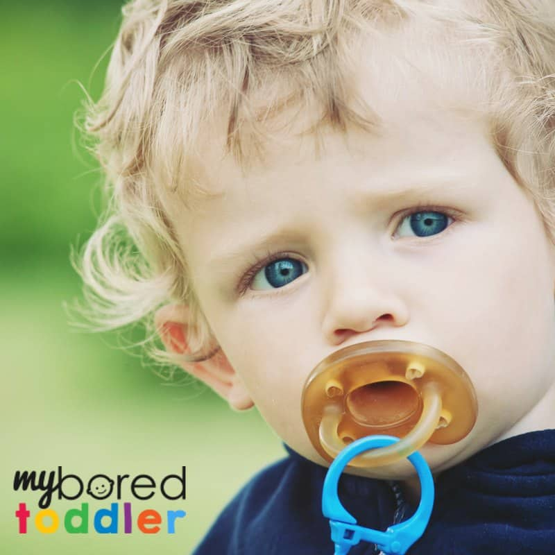 how to wean your toddler from the pacifier image 1