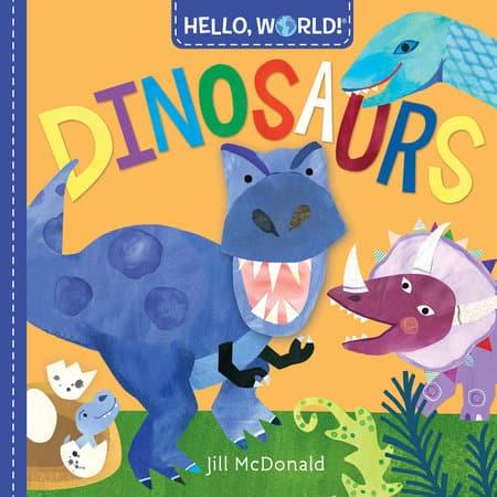 Hello World Dinosaurs