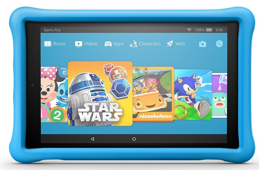 best tablet for toddlers 2019
