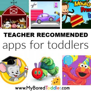 Best apps for toddlers 2019