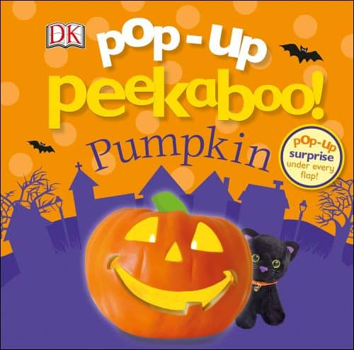 pop up pumpkin book for toddlers