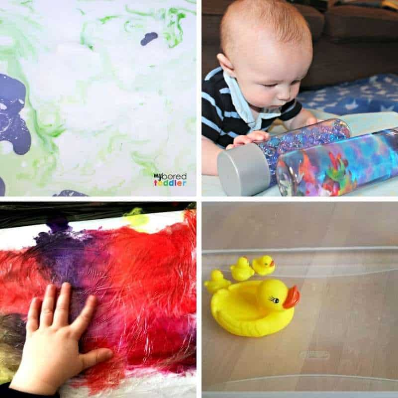 playful activities for babies