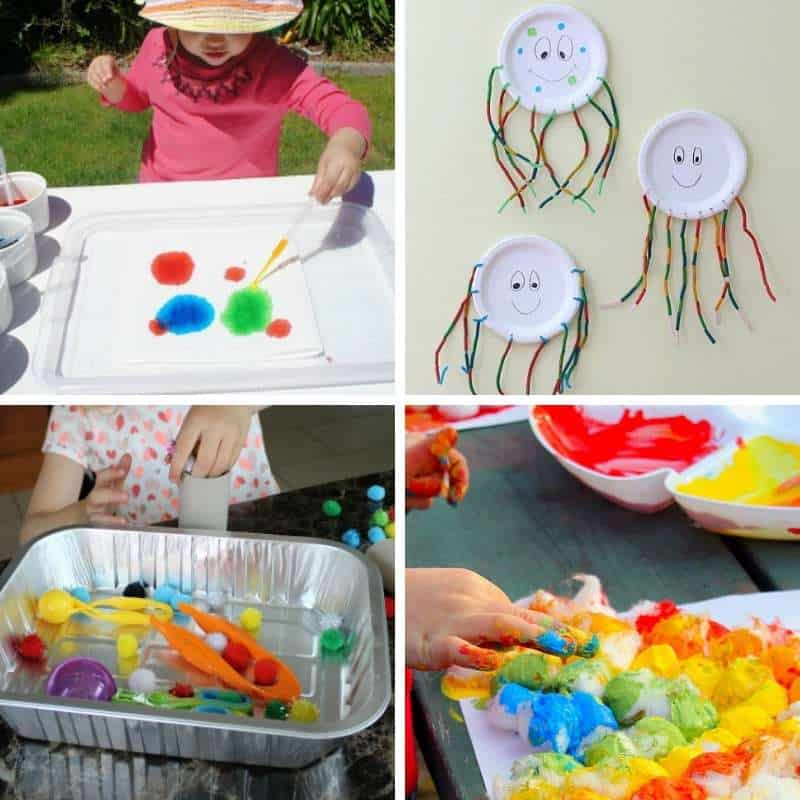 play based fine motor activities for toddlers