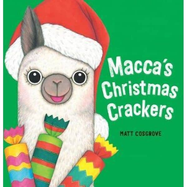 Maccas Christmas crackers