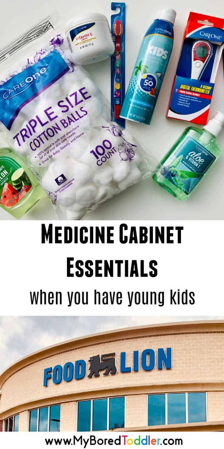 When Did You Last Update Your Medicine Cabinet And A Sneak Peak Into Mine My Bored Toddler