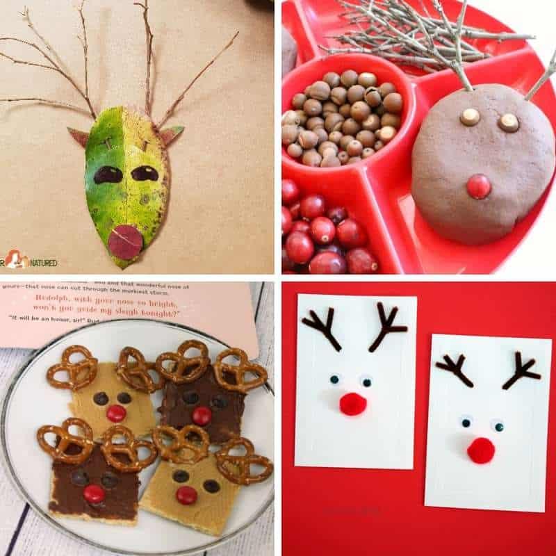 reindeer activities for toddlers
