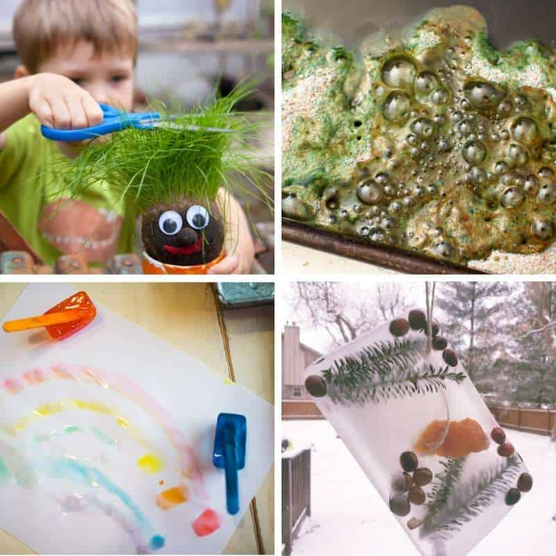 stem activities for toddlers